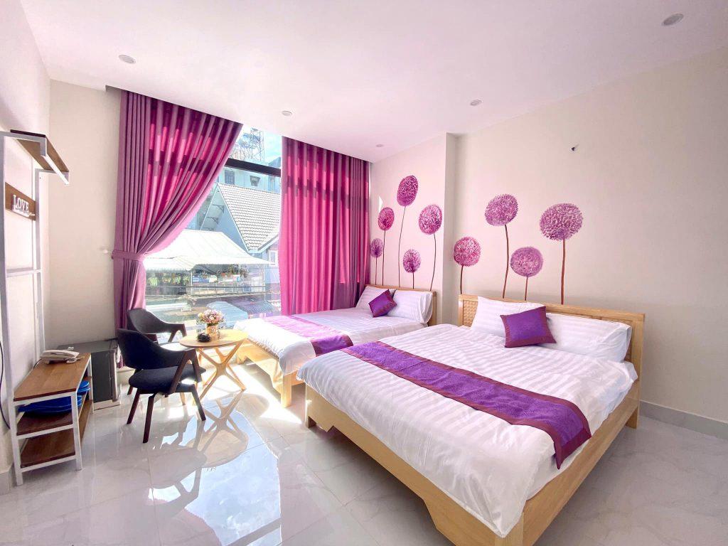 Phòng ở Binly hotel