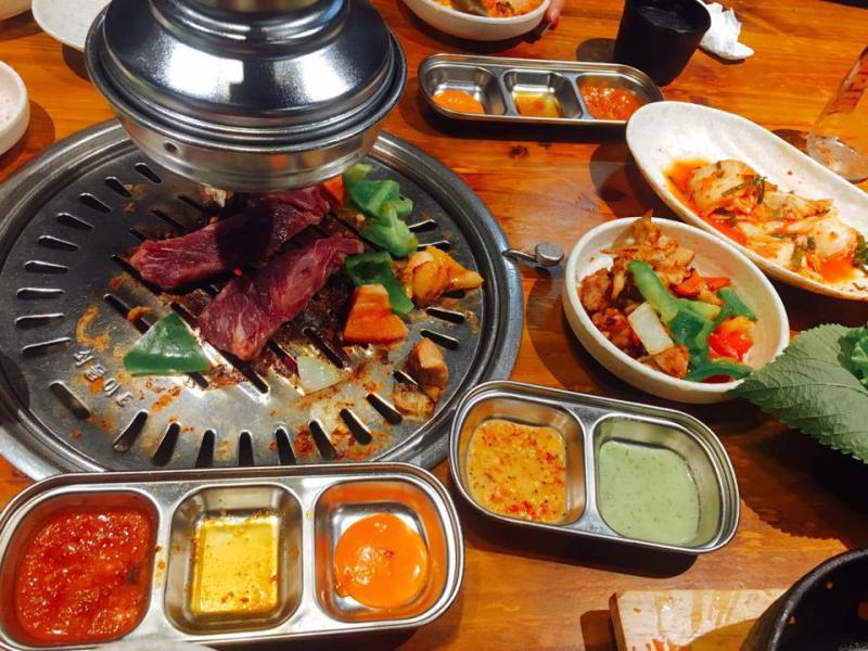 Quán nướng Hàn Quốc