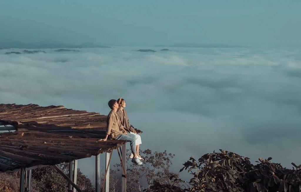 thảm gỗ săn mây đại ngàn