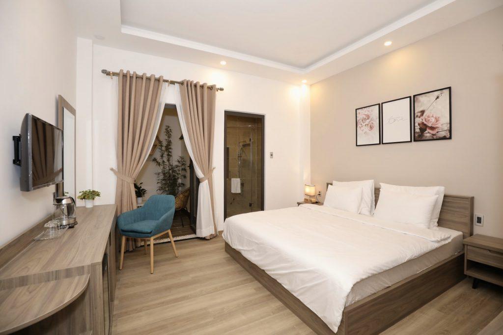 Phòng đơn villa serene Đà Lạt