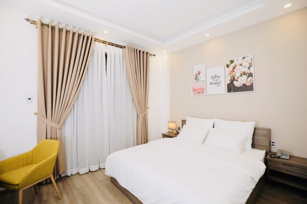 Phòng ở villa dalat
