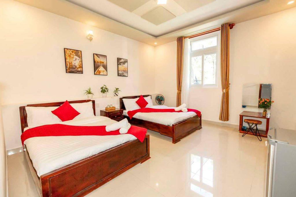 hotel conico ở Đà Lạt