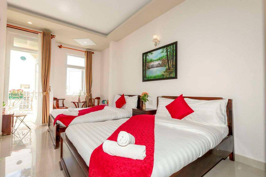 Phòng đôi khách sạn conico