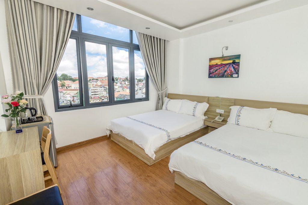 Phòng đôi khách sạn Pansy