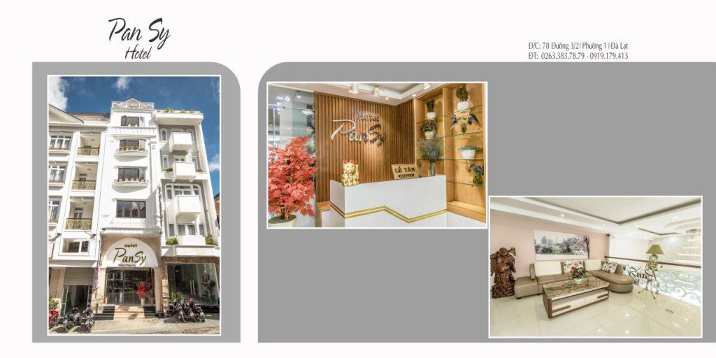 review khách sạn Pansy Đà Lạt