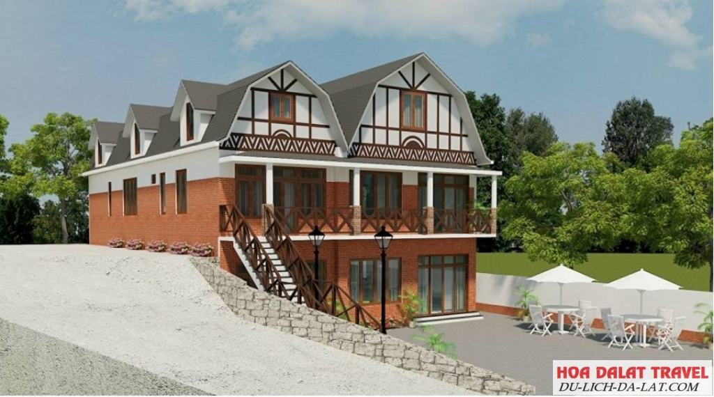 Hillside Villa Dalat