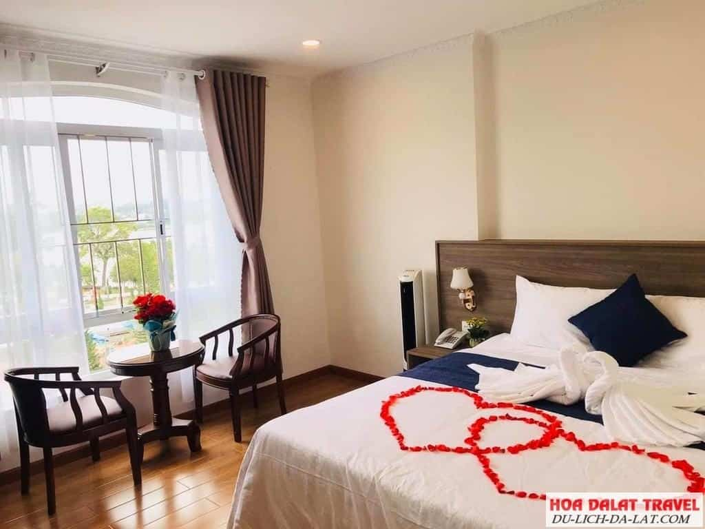 Khách sạn 1 sao Đà Lạt gần chợ