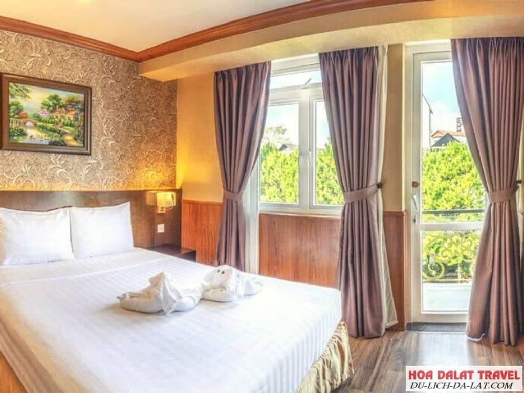 Khách sạn 1 sao đường Bùi Thị Xuân Đà Lạt