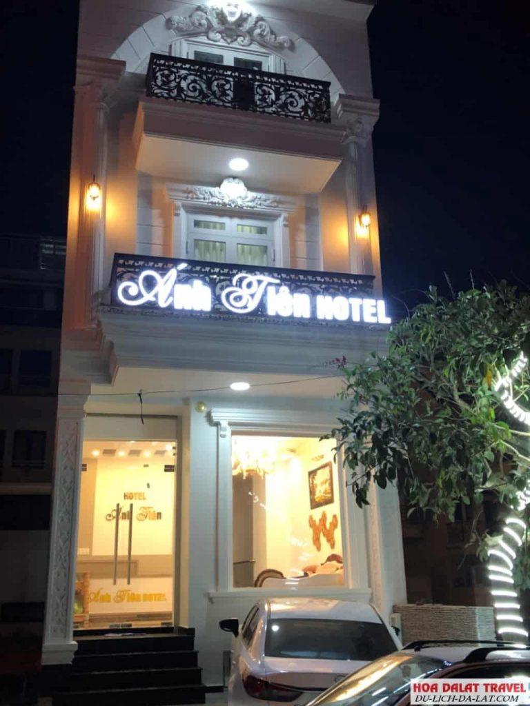 Khách sạn Ánh Tiên Hotel Đà Lạt