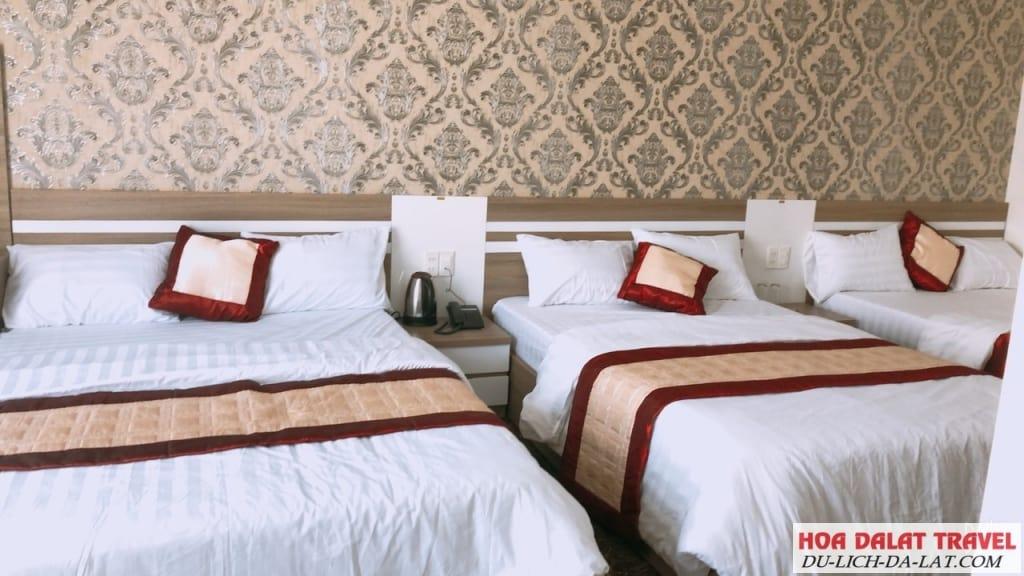 Khách sạn Ánh Tiên Hotel Đà Lạt - phòng