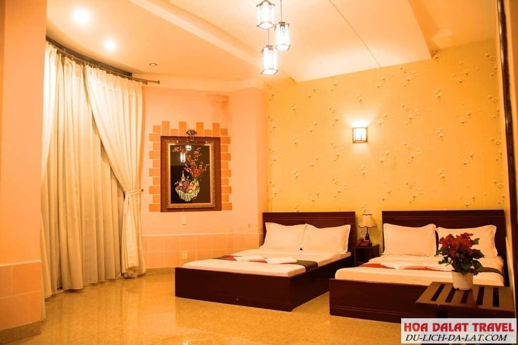 Khách sạn Anna Sương Đà Lạt- phòng