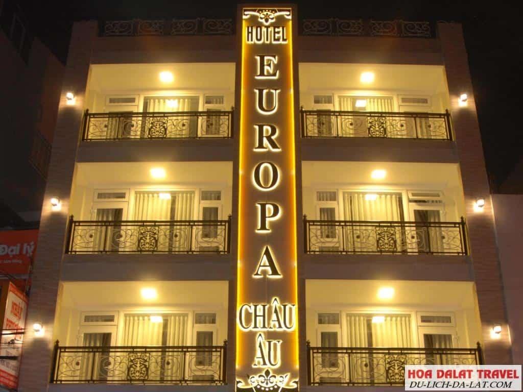 Khách sạn Châu Âu – Europa Hotel Đà Lạt