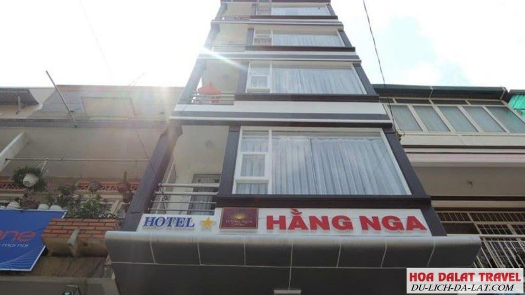 Khách sạn Hằng Nga Đà Lạt