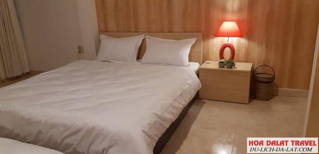 Khách sạn Hoàng Khôi Đà Lạt - phòng