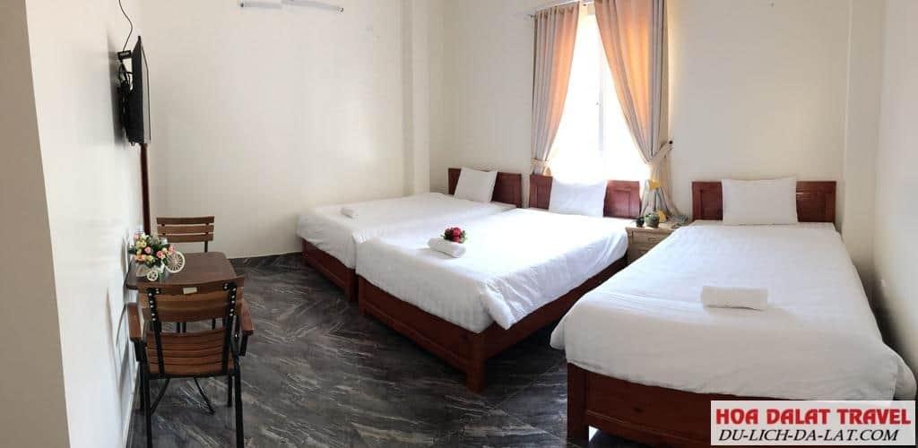 Khách sạn Hoàng Phong Đà Lạt- phòng
