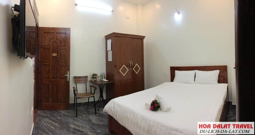 Khách sạn Hoàng Phong Đà Lạt