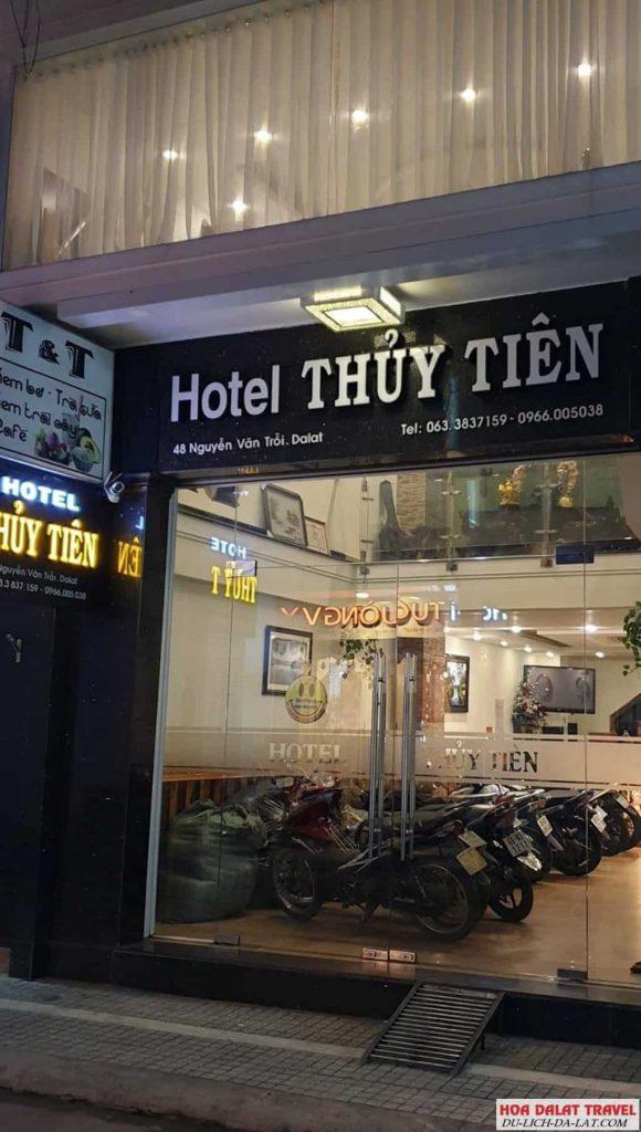 Khách sạn Thủy Tiên