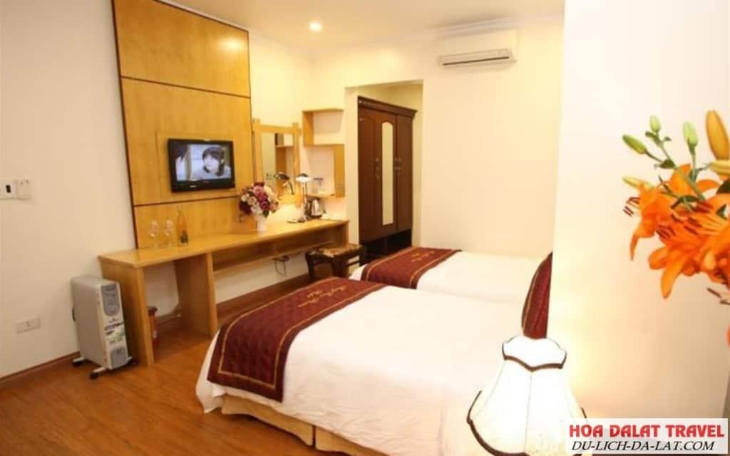 Khách sạn Thủy Tiên - phòng