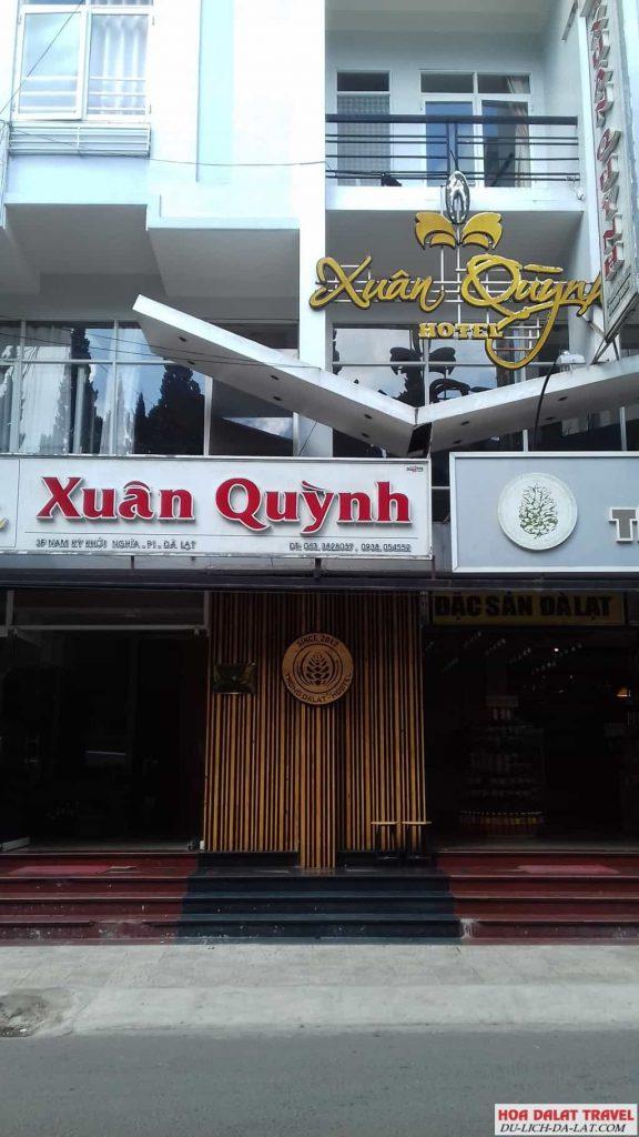 Khách sạn Xuân Quỳnh Đà Lạt