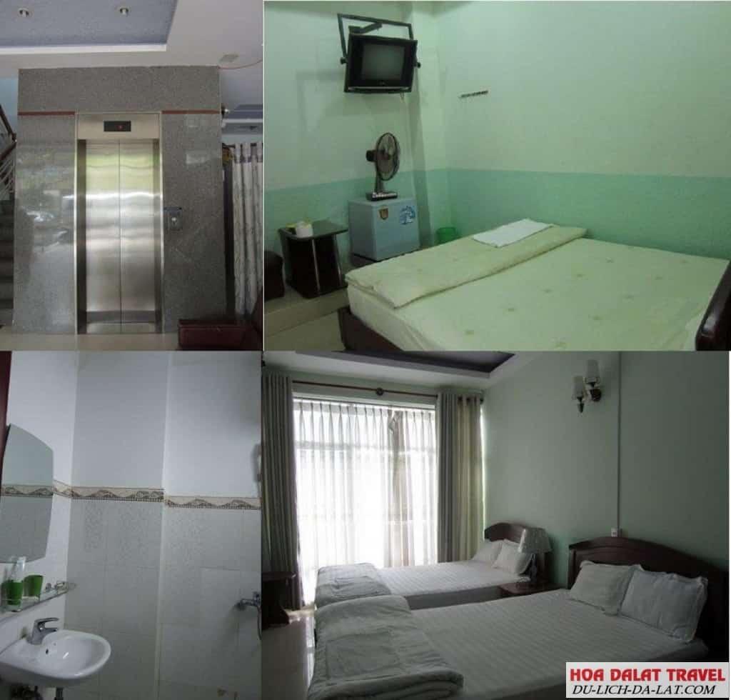 Khách sạn Xuân Quỳnh Đà Lạt - nội thất