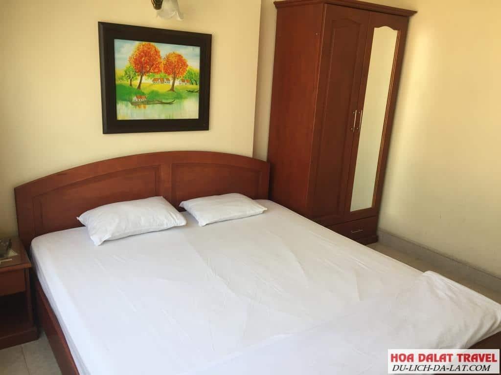 Khách sạn Xuân Quỳnh Đà Lạt - phòng