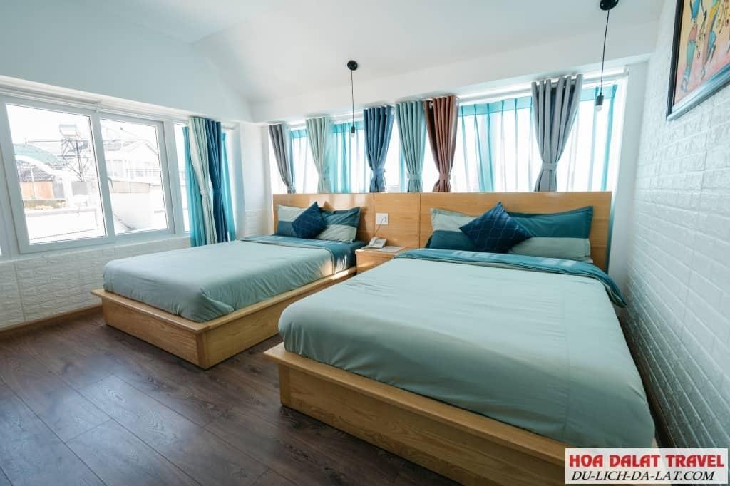 Review khách sạn Ken's house Backpackers Đà Lạt