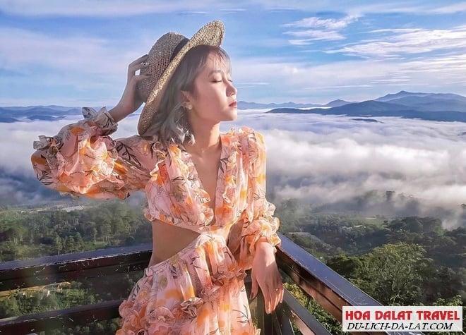 Bí quyết săn mây ở Đà Lạt