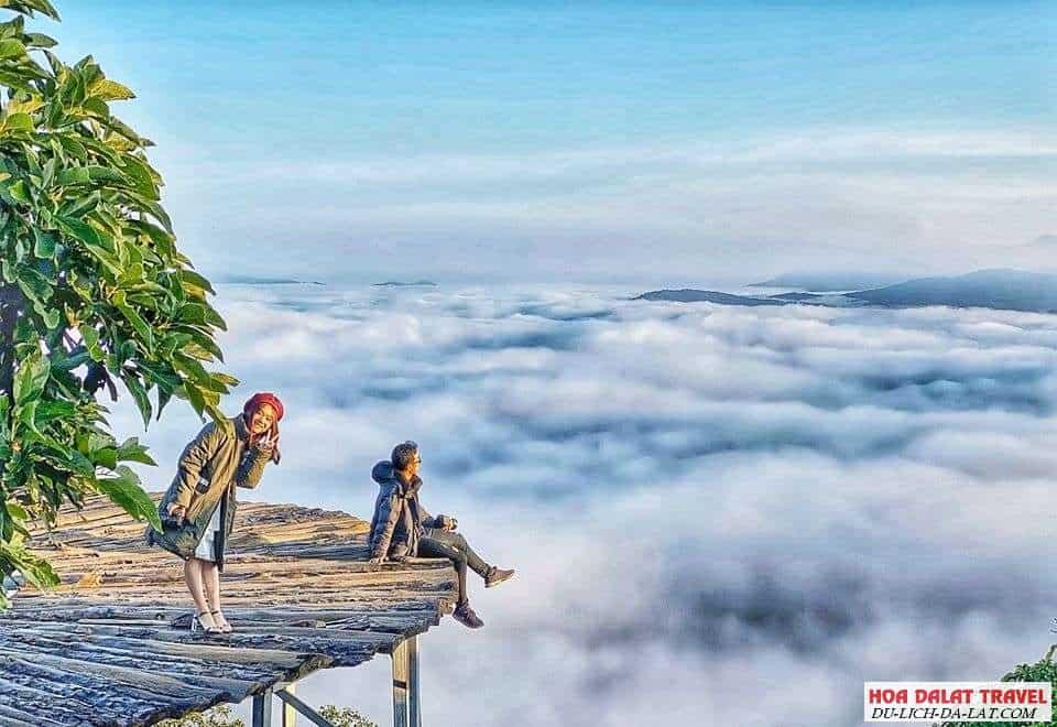 Lưu ý khi đi tour săn mây Đà Lạt