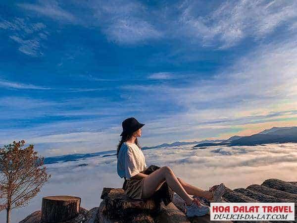 Thiêng đường săn mây Đà Lạt