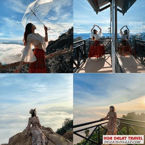 Top tour săn mây Đà Lạt