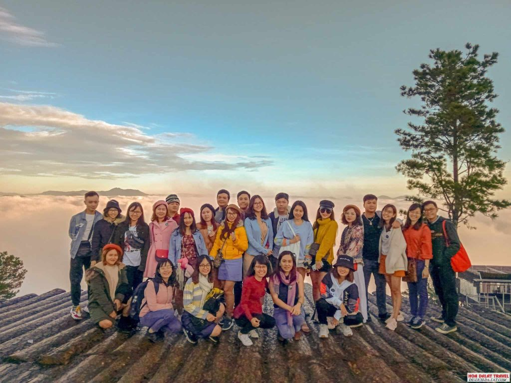 Tour săn mây ở Đà Lạt