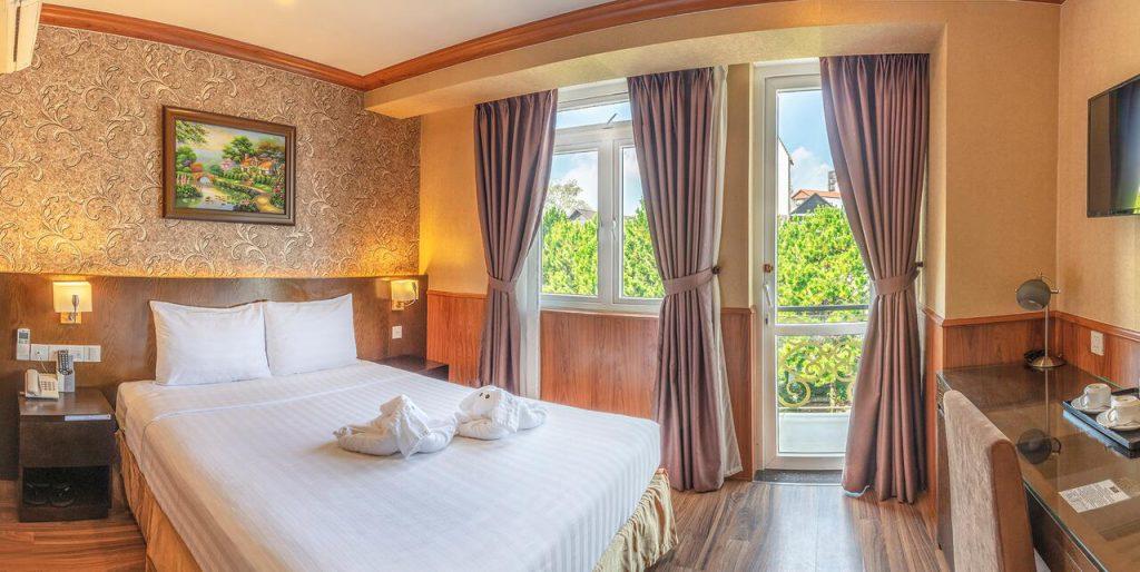 Khách sạn Kings BBQ Hotel ở Đà Lạt