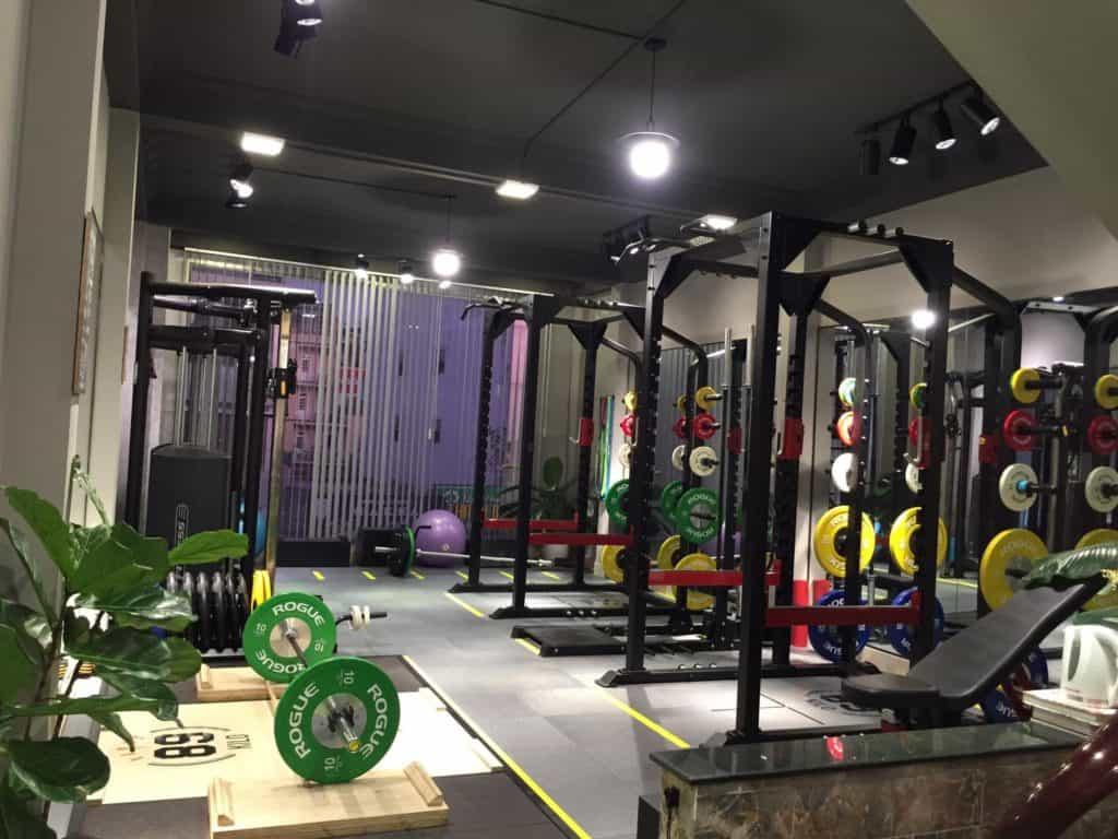 phòng gym tốt nhất đà lạt