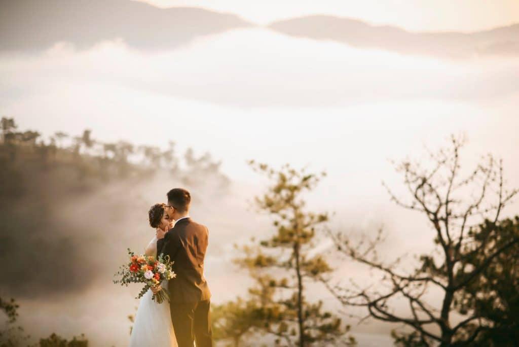 Studio chụp ảnh cưới ngoại cảnh Đà Lạt
