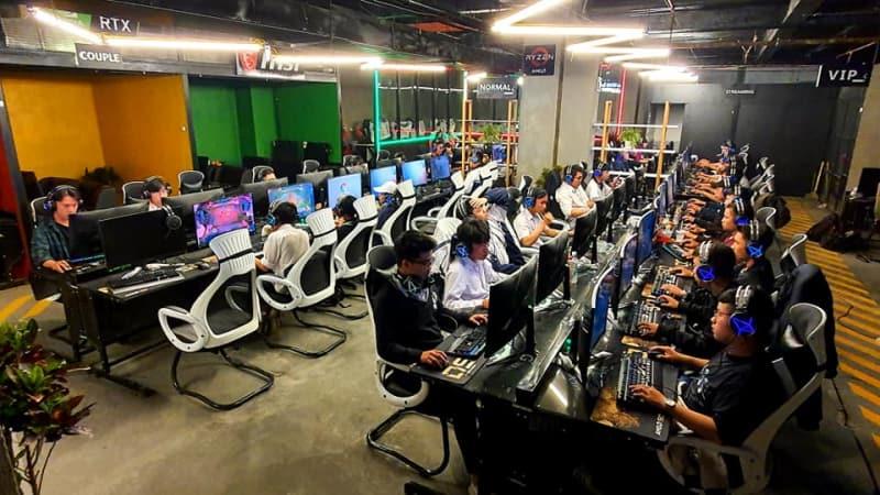 Cybercore Làng Game