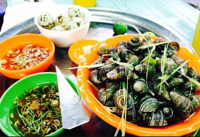 ốc gu – Sea Food & Beers