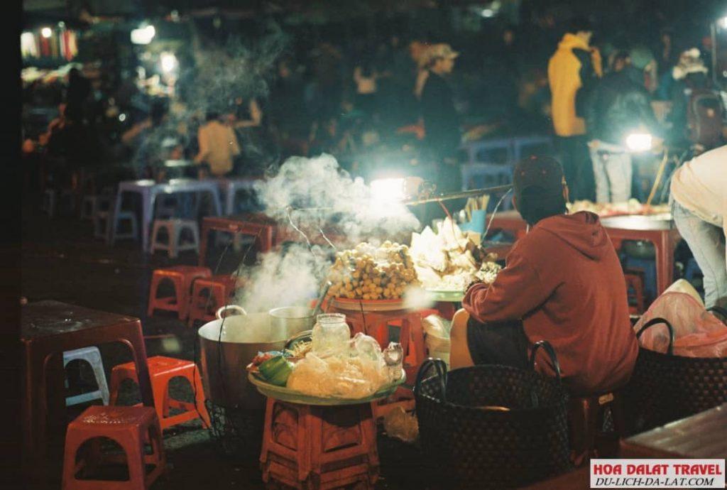 Ăn gì ở chợ Đà Lạt
