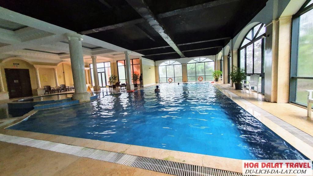 Dalat Edensee Lake Resort & Spa - hồ bơi