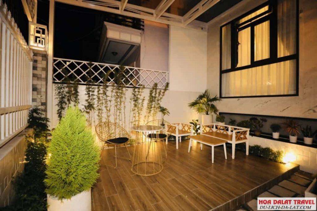 Dalat Serene Villa- địa điểm chill