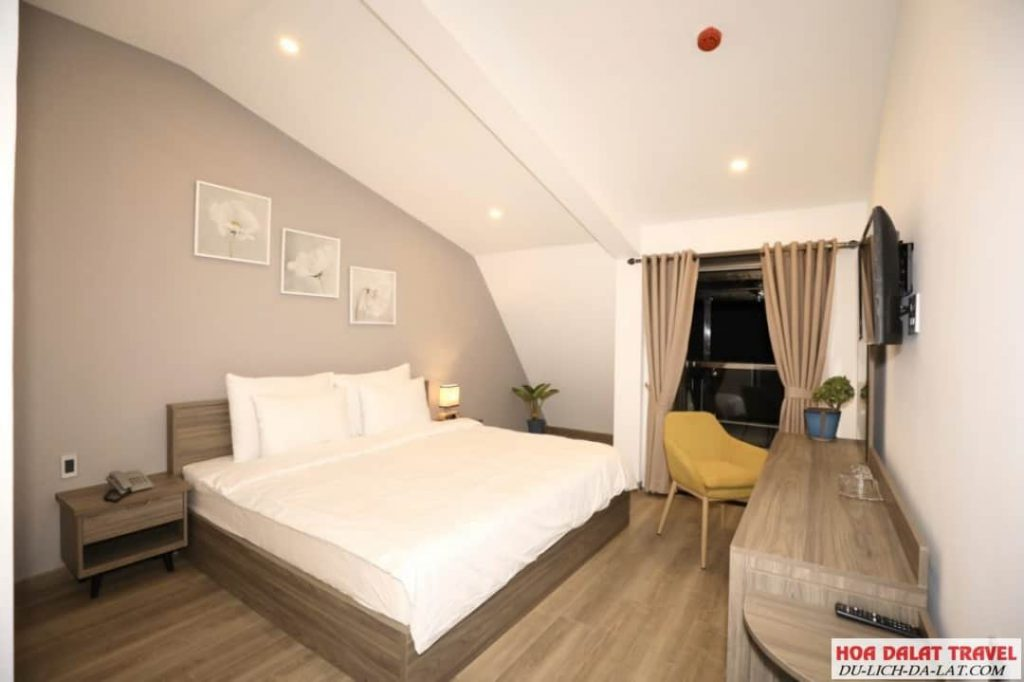 Dalat Serene Villa- nội thất