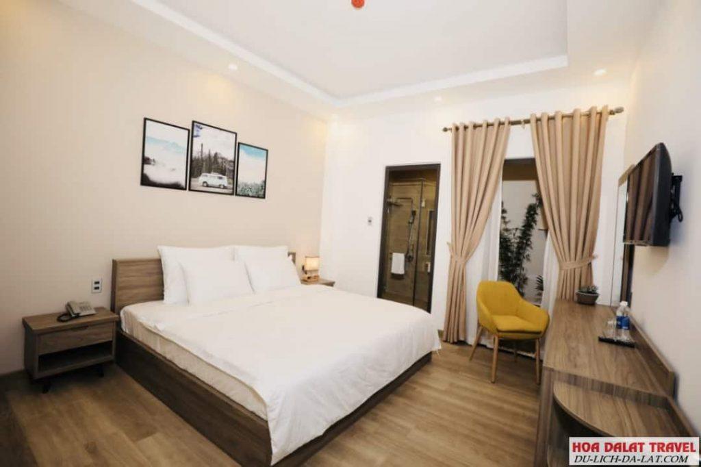 Dalat Serene Villa - phòng