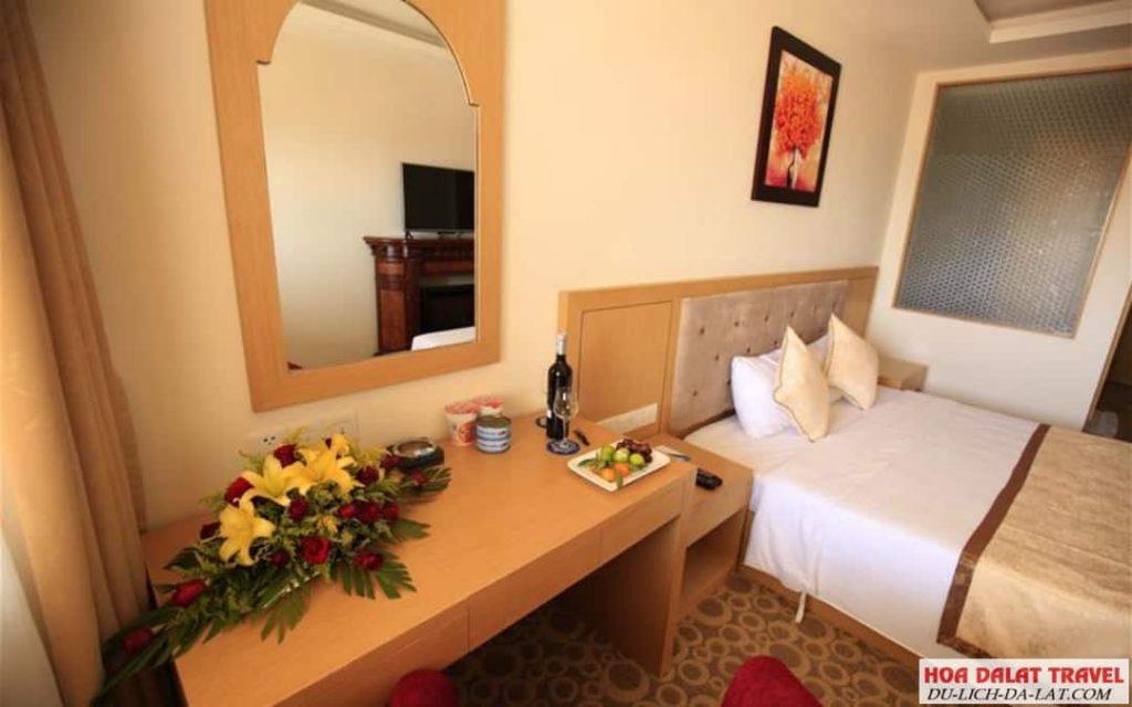 Khách sạn Bavico Đà Lạt- phòng