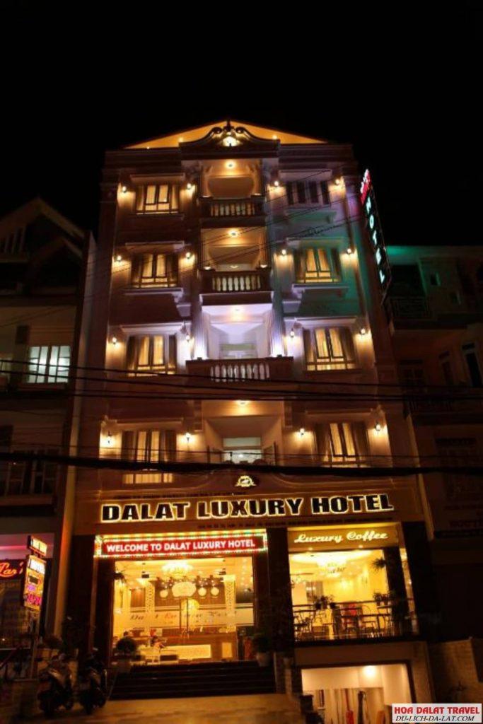 Khách sạn Dalat Luxury