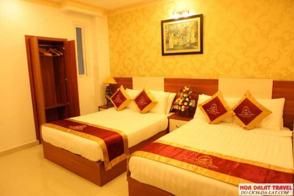 Khách sạn Dalat Luxury- phòng
