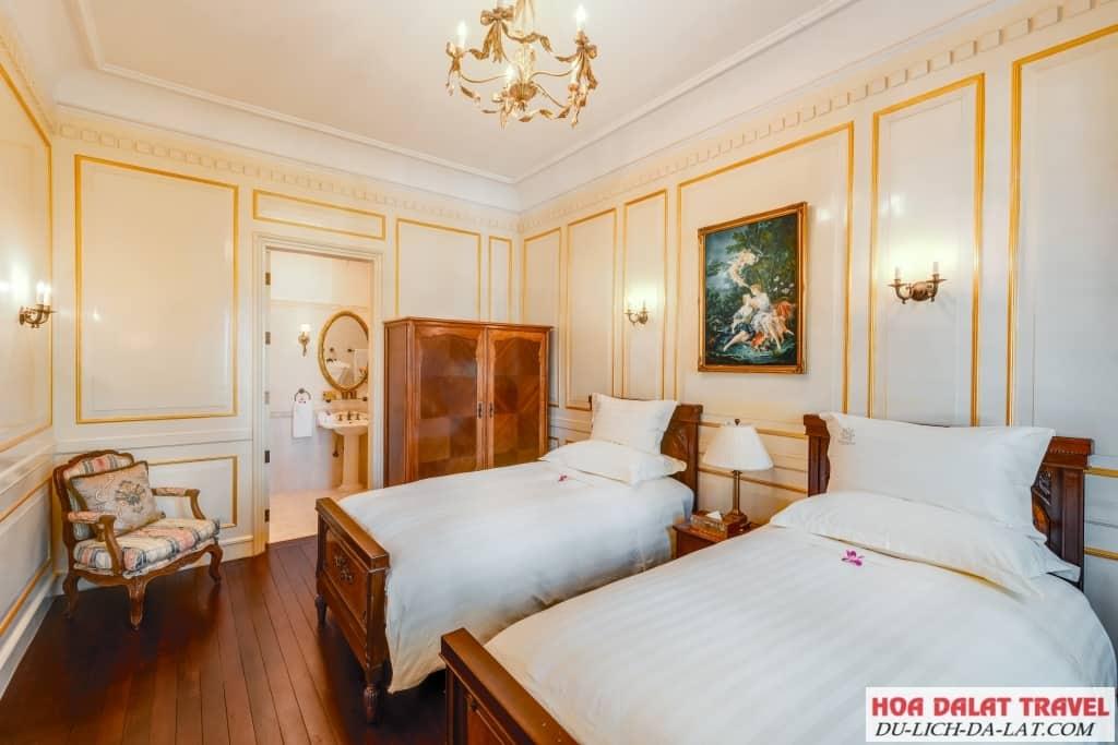 Khách sạn Dalat Palace - phòng