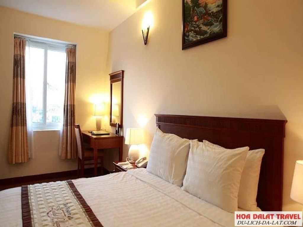Khách sạn Dalat Plaza - phòng