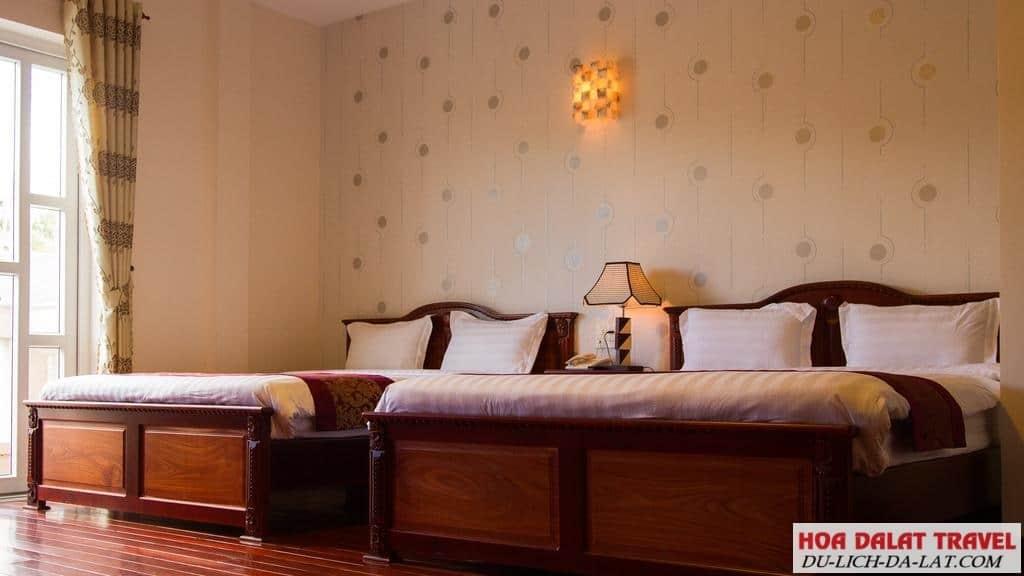 Khách sạn Đông Dương Đà Lạt- phòng đẹp
