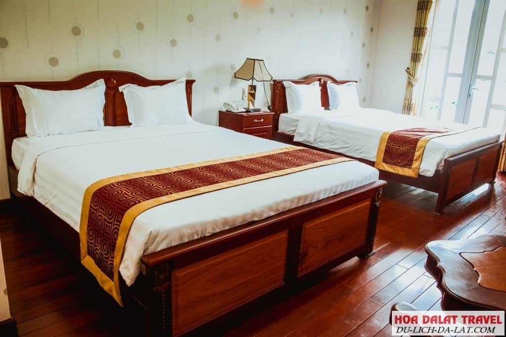 Khách sạn Đông Dương - phòng