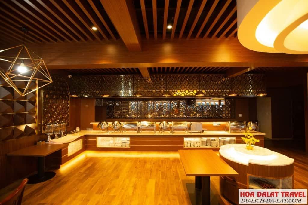 Khách sạn Dragon King Đà Lạt -review