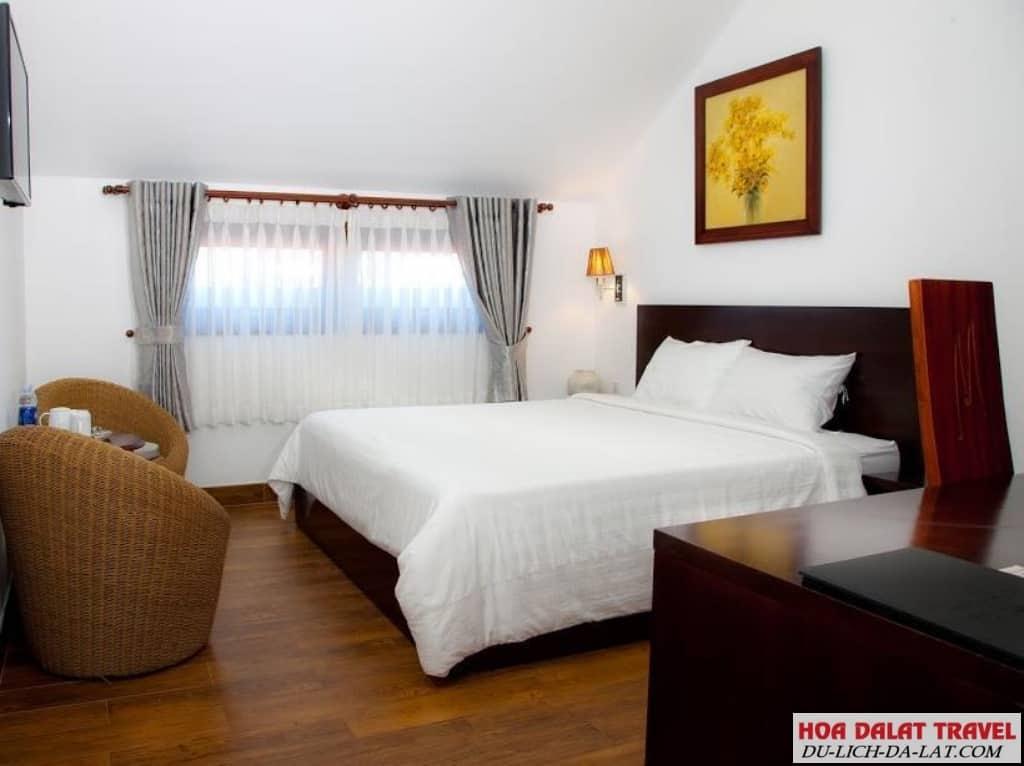 Khách sạn Giai Điệu Melody Đà Lạt - phòng